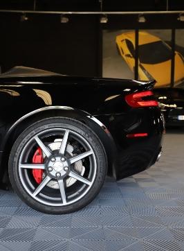Image de voiture noir