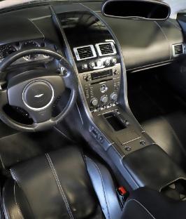 Image intérieur de voiture